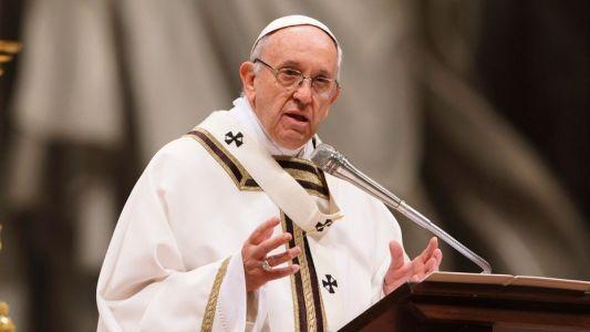 Paus Nyatakan Penghitungan Kelahiran Yesus Keliru