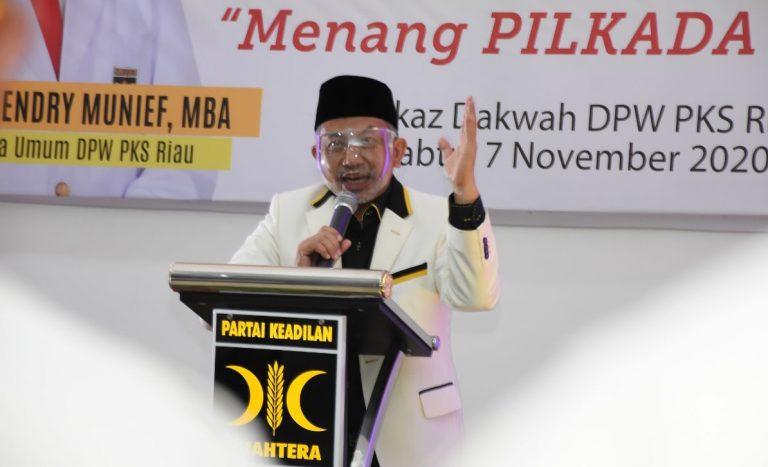 PKS Menang di 120 Daerah dalam Pilkada 2020